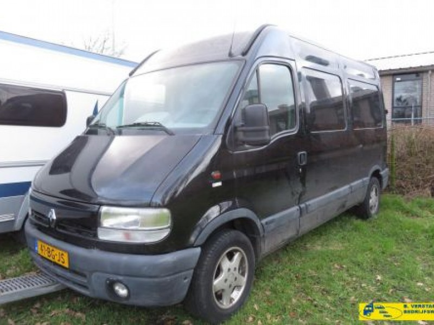 Renault Master 3.5T L2 H2 2.5 DCI EURO 2000