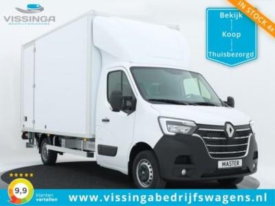 Renault Master FWD 145 pk Bakwagen 420x211x232 (20.5m3)