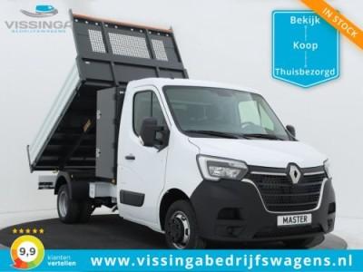 Renault Master Heavy Duty Kipper 3500 kg trekhaak! Dubbel lucht!