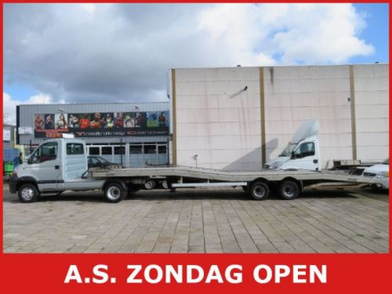 Renault Master Pro 150 pk t35 3.0 dci be combi auto transporter