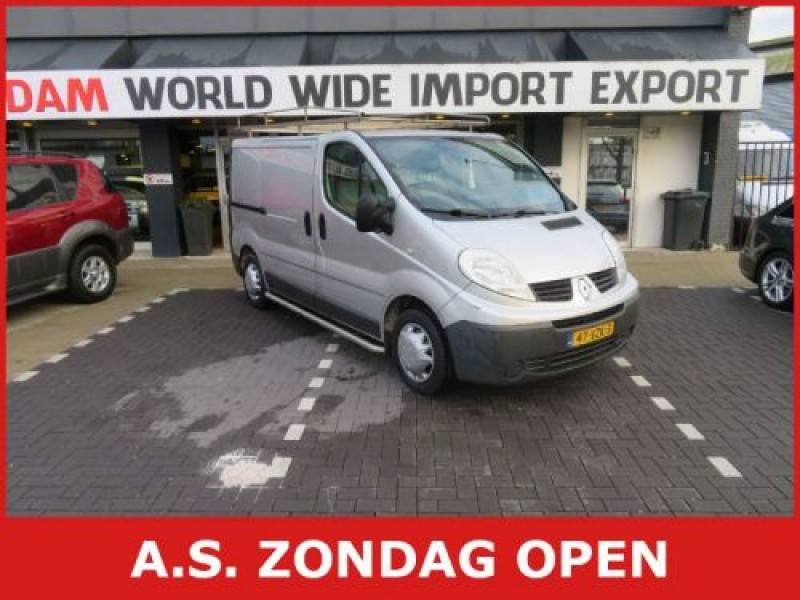 Renault Trafic 2.0 dCi T29 L1H1 airco 3 pers navi