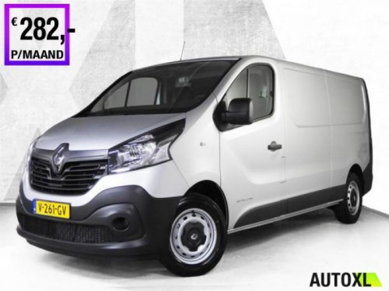 Renault Trafic L2H1 T29 125 PK DCI 3-ZITS NAVI AIRCO PDC CRUISE BLUETOOTH