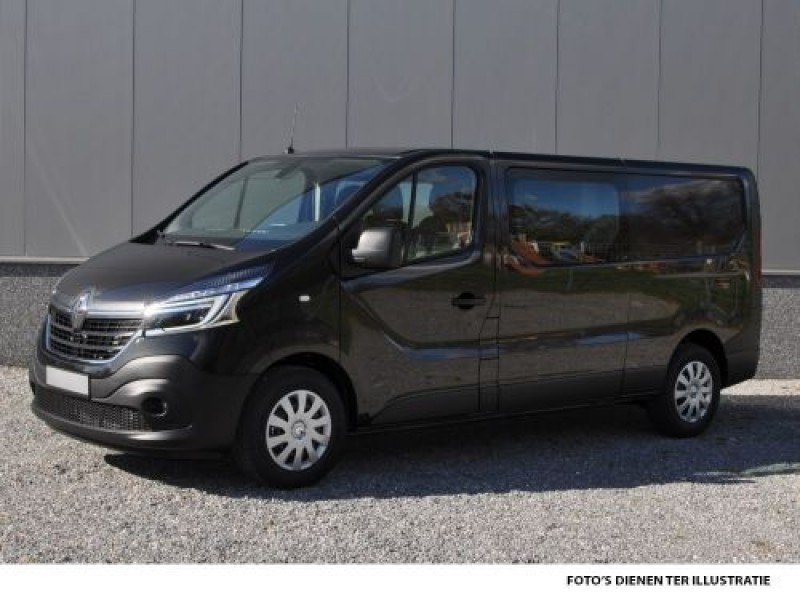 Renault Trafic L2H1 T29 dCi 120 Comfort Dubbele Cabine|Camera