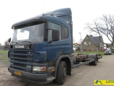 Scania P 94 DB 4X2 NB 230 BDF SYSTEEM