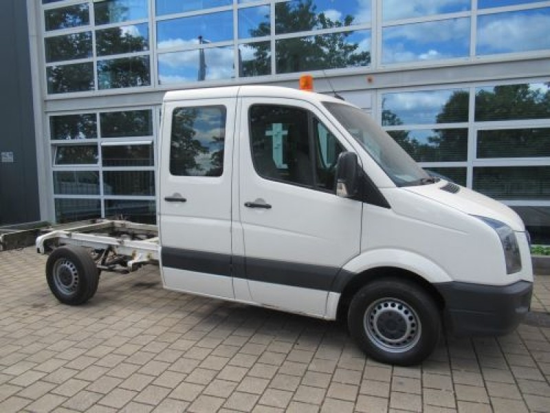 Volkswagen Crafter 2.5TDI 65KW - Right hand drive