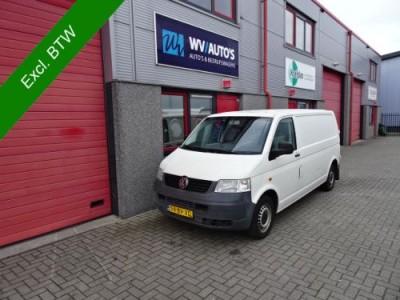 Volkswagen Transporter 1.9 TDI 340 lang 3 zits 2200 kg trekgewicht