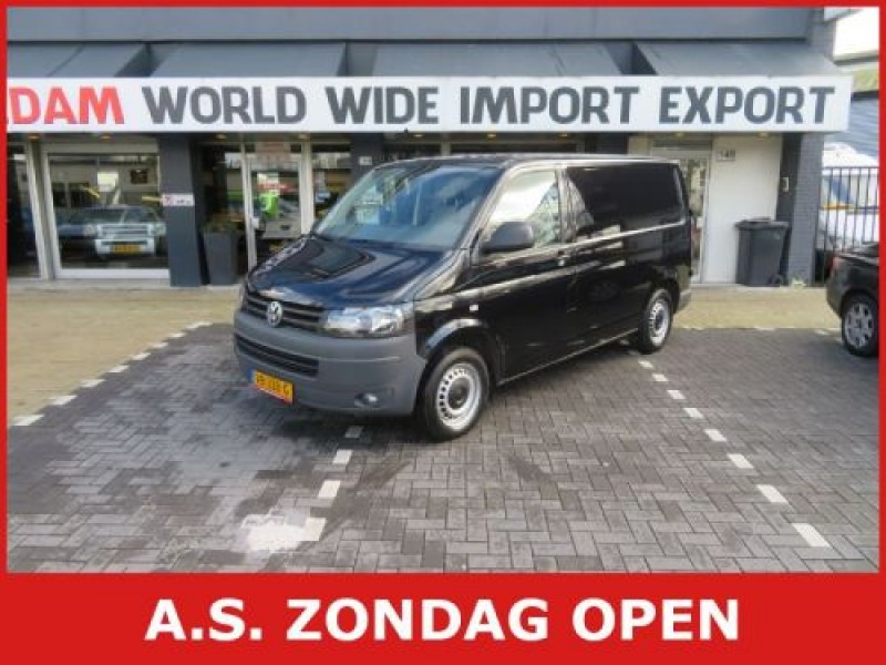 Volkswagen Transporter 2.0 TDI L1H1 T800 3 persoons airco