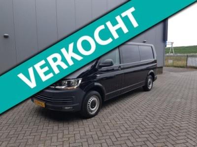 Volkswagen Transporter 2.0 TDI L2H1 Dubbele Cabine Comfortline Plus Airco/cruise/Navi/PDC