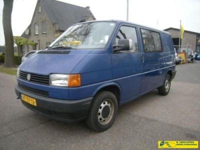 Volkswagen Transporter 2.4D 292 DC