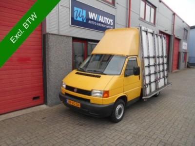 Volkswagen Transporter 2.5 TDI 332 glasresteel
