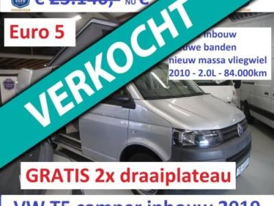Volkswagen Transporter T5 86.000km nieuwe inbouw Westfalia
